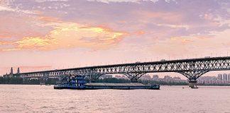 Yangtze River Nanjing
