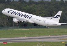 Finnair Nanjing Helsinki