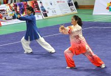 Taiji championship in Nanjing