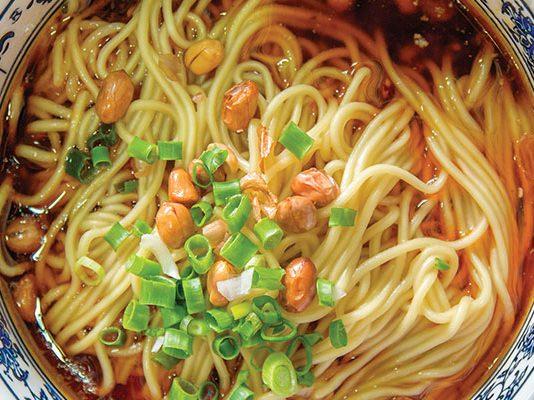 noodles or pasta