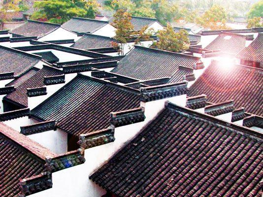 Gan Courtyard in Nanjing
