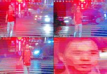 Nanjing jaywalking shame TV