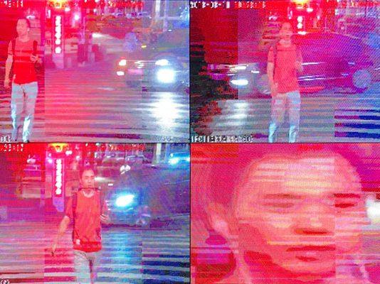 Nanjing jaywalking shame TV