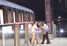 Nanjing Metro Cleaner