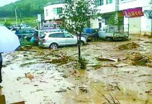 Yunnan flooding