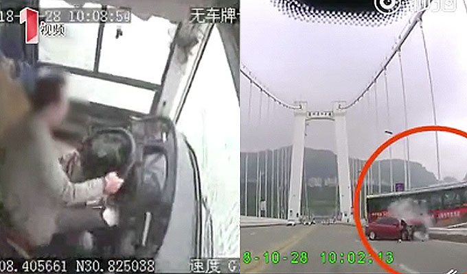 Chongqing Bus Crash