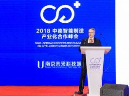 Sino-German Intelligent Manufacturing Summit