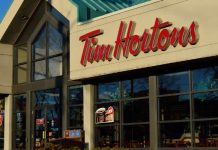 Tim Hortons in China