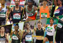 Wildcards Secured for Nanjing IAAF World Indoor Championships