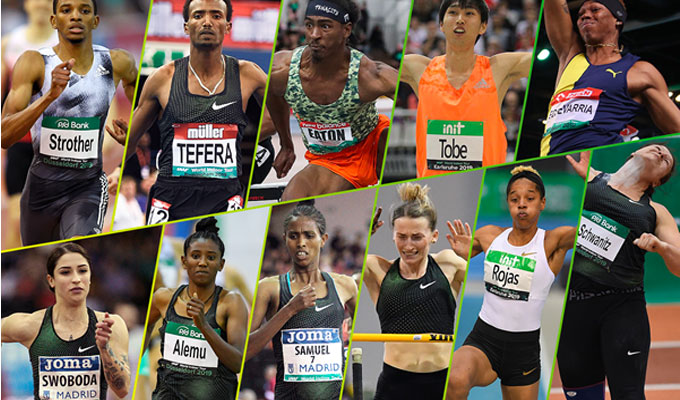 Wildcards Secured for Nanjing IAAF World Indoor Championships