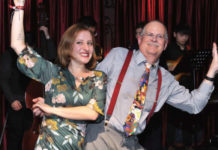 Swing Dance Craze Hits Nanjing