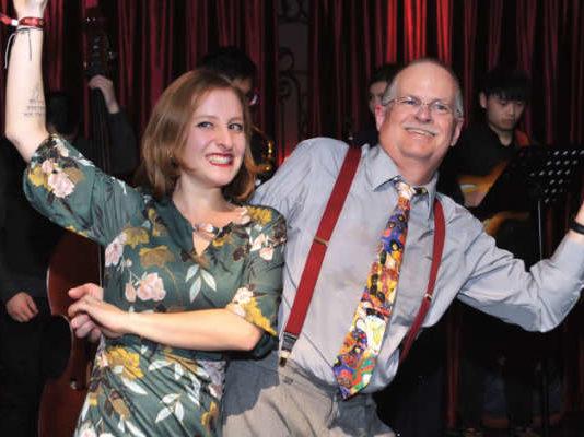 Swing Dance Craze Hits Nanjing